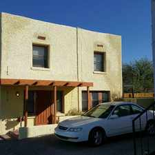 Rental info for 3131-3145 East Fairmount Street in the Tucson area
