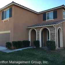 Rental info for 1189 Burgundy Rose Way in the Beaumont area