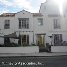 Rental info for 102 POMONA AVE #D in the Long Beach area