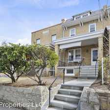 Rental info for 4931 7th St NW in the Washington D.C. area