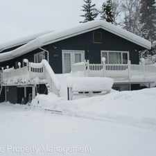 Rental info for 277 Leann Drive - Unit A in the Fairbanks area