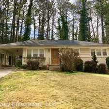 Rental info for 2516 Ivydale Dr. SW in the East Point area