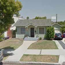 Rental info for 314 ARGONNE AVE in the Long Beach area
