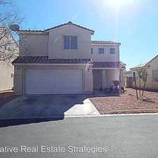Rental info for 7321 Ridge Star Ct in the Las Vegas area