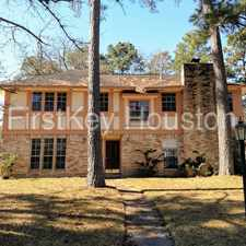 Rental info for 23003 Elephant Walk Street in the Houston area