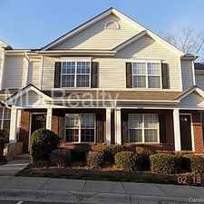 Rental info for 3115 Golden Dale Lane in the Charlotte area