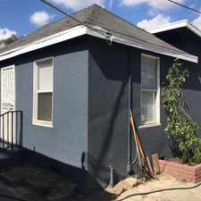 Rental info for 1471 West 37th Street #1/2 in the Los Angeles area