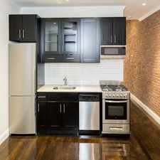 Rental info for 454 West 58th street