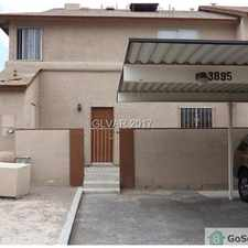Rental info for beautiful 4 bedrooms townhouse on Cheyenne & walnut in the North Las Vegas area