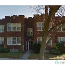 Rental info for beautiful Newly rehabbed 2 brm in the Chicago area