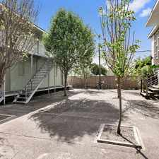 Rental info for 1 Spacious BR In New Orleans. Gated Parking! in the New Orleans area