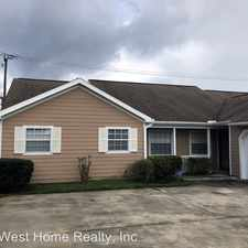 Rental info for 190A Coral Reef Ct. N.
