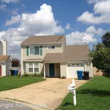 Rental info for 5709 Reston Ct. in the Chesapeake area