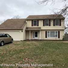 Rental info for 1804 Roves Lane in the Brigadoon area