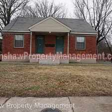 Rental info for 3914 Wales Ave