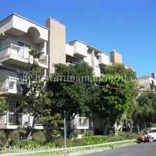 Rental info for 10021 Tabor Street, Unit 305 in the Los Angeles area