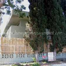 Rental info for 3639 Vinton Ave, Unit 7 in the Los Angeles area