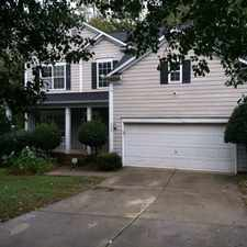Rental info for 3 Bedroom Plus Bonus in the Charlotte area