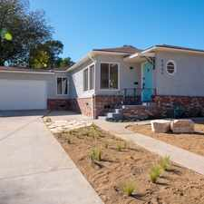 Rental info for 4806 Toland Way in the Los Angeles area