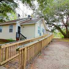 Rental info for Come See This Lovely 4 Bed/2 Bath West Ashley H... in the Charleston area
