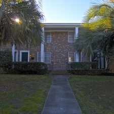 Rental info for Apartment In Great Location in the Charleston area