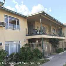 Rental info for 6805-6815 Bellaire Ave. in the Los Angeles area