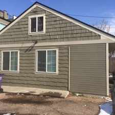 Rental info for 2649 W 26th Ave. in the Denver area