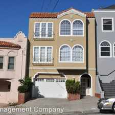 Rental info for 721-723 32nd Avenue in the San Francisco area