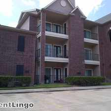 Rental info for 10801 Legacy Park Dr # 4578 in the Houston area