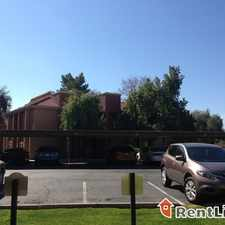 Rental info for 1313 S. Val Vista Drive in the Mesa area