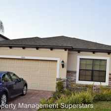 Rental info for 10035 SEVINGTON ST in the Orlando area