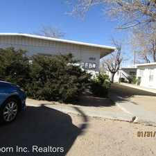 Rental info for 1405 Wyoming #4