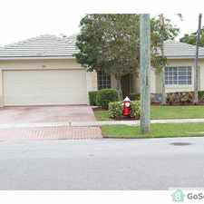 Rental info for NICES 4 BR HOUSE YOU HAVE SEEN ON THIS SITE in the Pompano Beach area