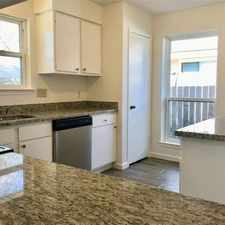 Rental info for Pet Friendly 3+2 House In League City in the League City area