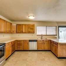 Rental info for Convenient Location 3 Bed 2 Bath For Rent in the Arlington area