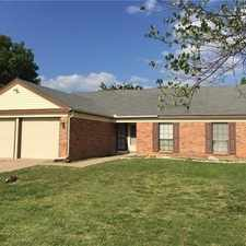 Rental info for Darling 3 Bedroom 2 Bath Home In Convenient Tim... in the Flower Mound area