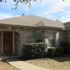 Rental info for Beautiful Home With A Great Open Floor Plan. in the Round Rock area