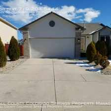 Rental info for 9139 Prairie Clover Drive in the Colorado Springs area