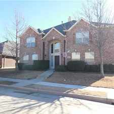 Rental info for House For Rent In Lewisville. in the Lewisville area