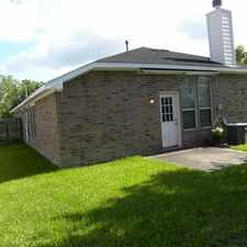 Rental info for 3 Bedrooms House - Great Home In A Secluded Sec... in the League City area