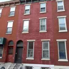 Rental info for 1533 Spring Garden Street in the Avenue of the Arts North area