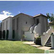 Rental info for 6201 Escondido Dr 17H in the El Paso area