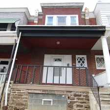 Rental info for 1766 Brill Street in the Philadelphia area