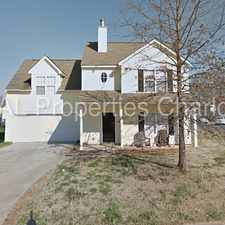 Rental info for Coming in mid-April in the Charlotte area