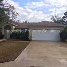 Rental info for 26 Lansing Ln. Palm Coast, FL 32137 (PMAC)