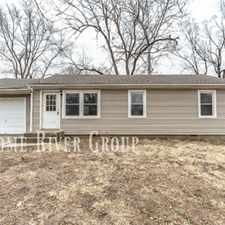 Rental info for 9811 James A Reed Rd in the Bannister Acres area