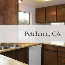 Rental info for Save Money With Your New Home - Petaluma