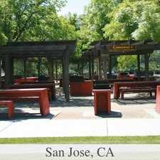 Rental info for Bright San Jose, 3 Bedroom, 2.50 Bath For Rent in the San Jose area