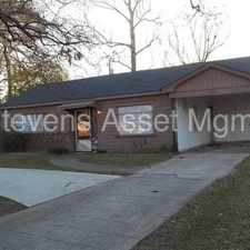 Rental info for **Glendale Subdivision*** in the Bossier City area