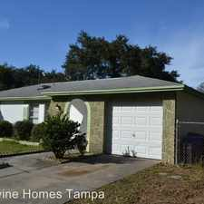 Rental info for 713 Innergary Pl in the Valrico area